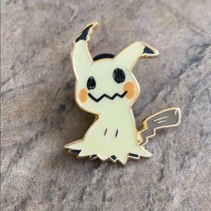 Rare Pokémon Pin